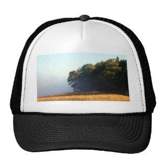 Morning Fog lifting Trucker Hat
