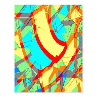 Morning Four B Letterhead Design