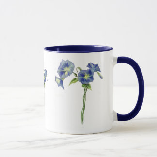 Morning Glories Mug