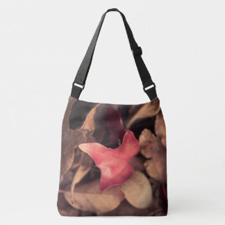 Morning Glory Crossbody Bag