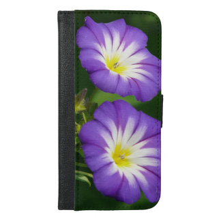 Morning Glory iPhone 6/6s Plus Wallet Case