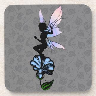 Morning Glory Shadow Fairy Coaster