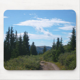 Morning Hike Mouse Pad