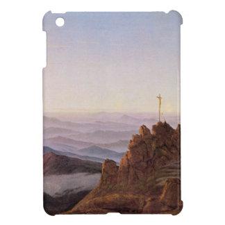 Morning in Riesengebirge - Caspar David Friedrich iPad Mini Cover
