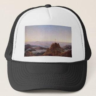Morning in Riesengebirge - Caspar David Friedrich Trucker Hat