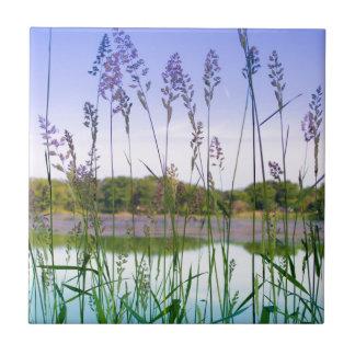 Morning Lake Light Tile