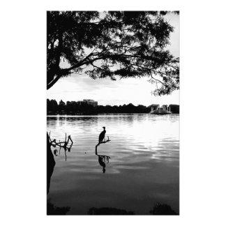 Morning Lake Stationery
