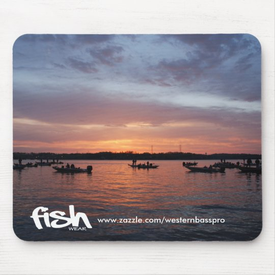 Morning Launch Mousepad