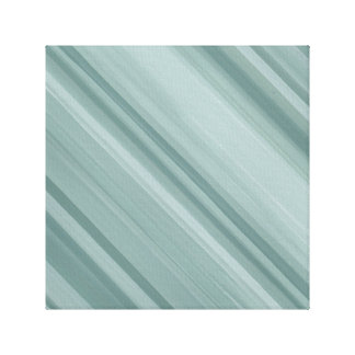 Morning Light Canvas Print Sage Green