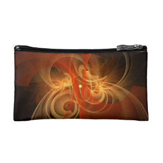 Morning Magic Abstract Art Cosmetic Bag