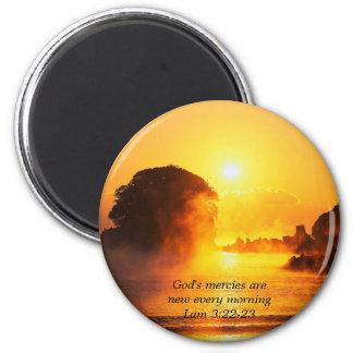 Morning Mercies Magnet