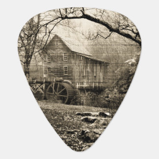 Morning Mist Guitar Pick