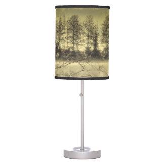Morning Mist Table Lamp