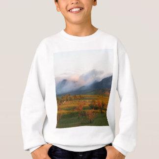 Morning mist, Wilpena Pound Sweatshirt
