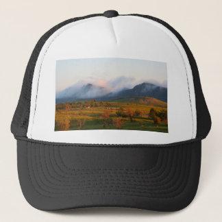 Morning mist, Wilpena Pound Trucker Hat