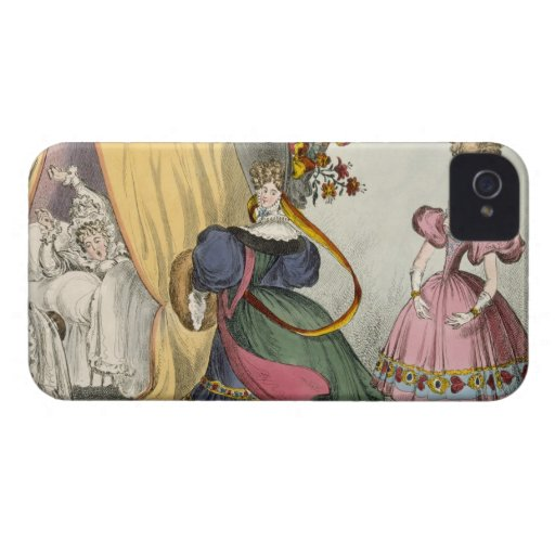 Morning, Noon, Night, published by Thomas McLean, iPhone 4 Case