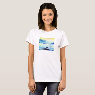 Morning of northern country T-Shirt