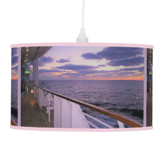 Morning on Board Pendant Lamp