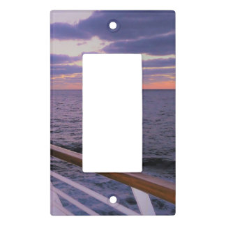 Morning on Deck Light Switch Cover
