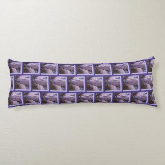Morning on Deck Pattern Body Pillow