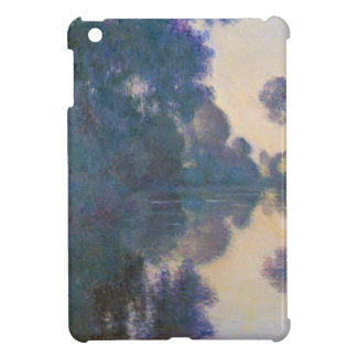 Morning on the Seine near Giverny - Claude Monet.j Case For The iPad Mini