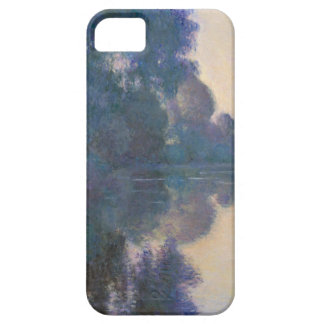 Morning on the Seine near Giverny - Claude Monet.j Case For The iPhone 5