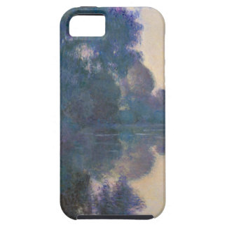 Morning on the Seine near Giverny - Claude Monet.j iPhone 5 Cover