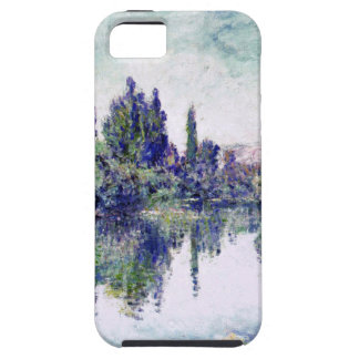 Morning on the Seine, near Vetheuil - Claude Monet iPhone 5 Covers