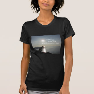 Morning over the Mediterranean Sea T-Shirt