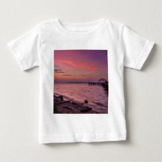 Morning Pier Baby T-Shirt