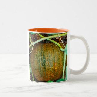 """Morning Pumpkin =)"" Coffee Mug"