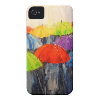 Morning rain iPhone 4 cover