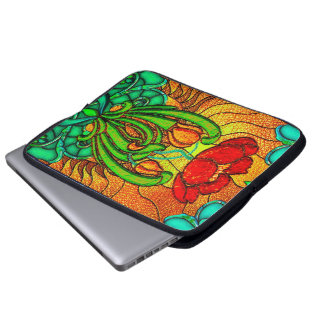 Morning Rose - Neoprene Laptop Sleeve