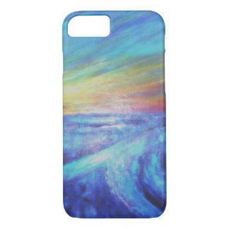Morning Rush phone cover