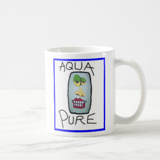 Morning shot of Aqua Coffee Mug