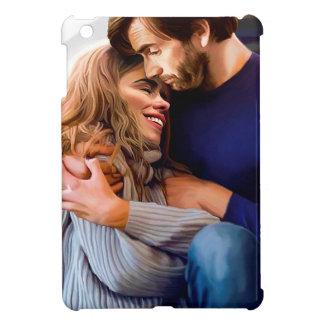 Morning Snuggle iPad Mini Cover