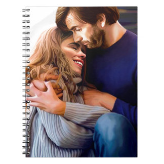 Morning Snuggle Notebook