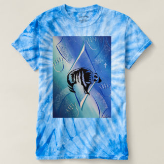 Morning star bear t-shirt