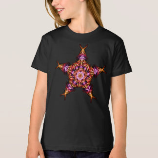Morning Star Dawn Bringer Energy Mandala T-Shirt
