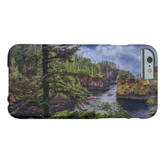 morning sunrise olympic peninsula Cape Flattery Barely There iPhone 6 Case