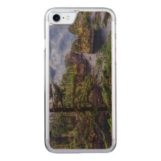 morning sunrise Olympic peninsula Cape Flattery Carved iPhone 8/7 Case