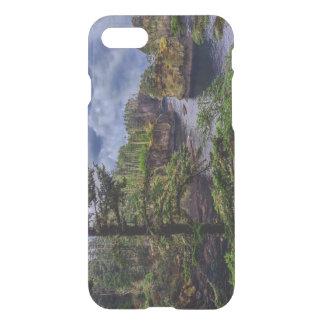 morning sunrise Olympic peninsula Cape Flattery iPhone 8/7 Case