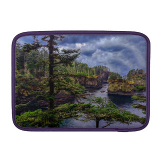 morning sunrise Olympic peninsula Cape Flattery MacBook Air Sleeve