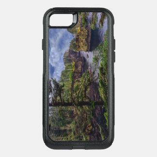 morning sunrise Olympic peninsula Cape Flattery OtterBox Commuter iPhone 8/7 Case