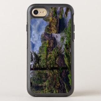 morning sunrise Olympic peninsula Cape Flattery OtterBox Symmetry iPhone 8/7 Case