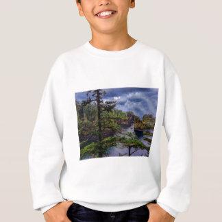 morning sunrise olympic peninsula Cape Flattery Sweatshirt