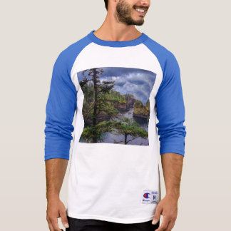morning sunrise olympic peninsula Cape Flattery T-Shirt
