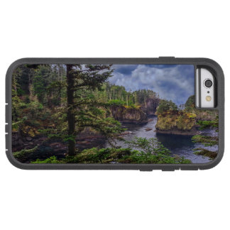 morning sunrise olympic peninsula Cape Flattery Tough Xtreme iPhone 6 Case