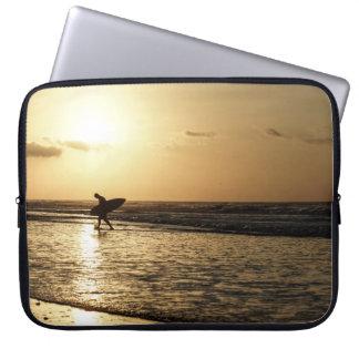 Morning Surfer Computer Sleeve