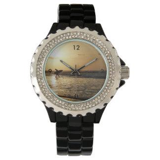 Morning Surfer Wristwatch